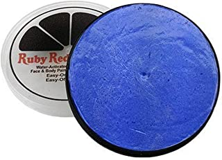 Ruby Red Paint Face Paint, 18 ML - Pearl Blue