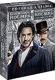 Sherlock Holmes + Sherlock Holmes 2 : Jeu D'ombres - Coffret DVD