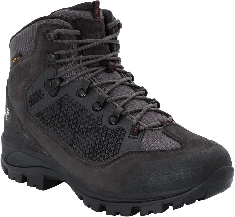 Jack Wolfskin Terrain Pro Texapore Mid herrar herrar herrar Watersec Hiking Treking Boot backpack  bästa erbjudande