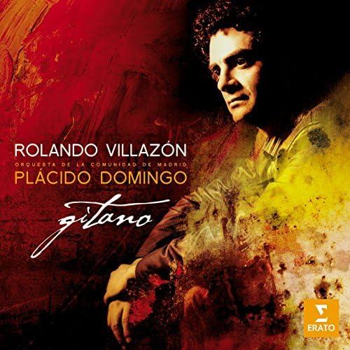 Rolando Villazón, Plácido Domingo & Orquesta de la Comunidad de Madrid