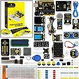 KEYESTUDIO Starter Kit für R3 mit Tutorial, R3 Mikrocontroller, Stepper Motor und Servomotor...