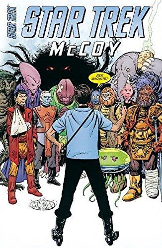 Star Trek Comicband 5: McCoy