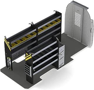 "Ranger Design HVAC Van Shelving Package, Mercedes Sprinter, 170"" WB – DHL-12"