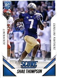 2015 Score Rookie Football Card #358 Shaq Thompson