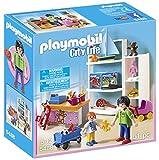 Playmobil Centro Comercial - City Life Papá y Niña Playsets de Figuras de jugete, Color Multicolor (Playmobil 5488)