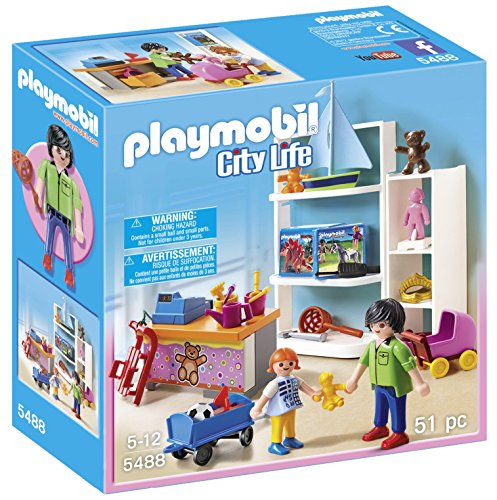 Playmobil - 5488 - Figurine - Magasin De Jouets