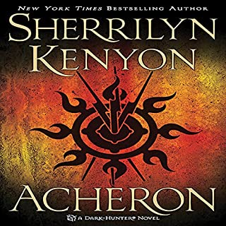 Acheron audiobook cover art