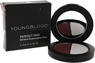 Youngblood Perfect Pair Mineral Eyeshadow Duo - Virtue for Women - 0.07 oz