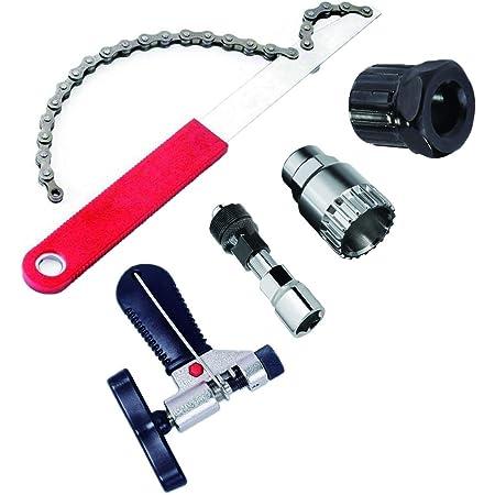 4 in 1 Bicycle Repair Tool Set Crank Extractor Bottom Bracket Bearings//Inner Bearing