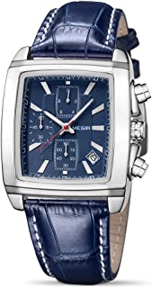 MEGIR Watches for Men Stylish Casual Army Military Chronograph Business Sport Work Quartz Wrist Watch