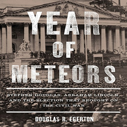 Year of Meteors audiobook cover art