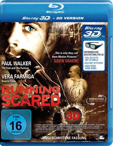Running Scared - Ungeschnittene Fassung [3D Blu-ray]