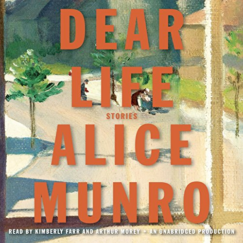 Dear Life audiobook cover art