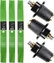 Best lawn mower blades for bad boy Reviews