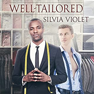 Well-Tailored audiobook cover art
