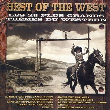 Les 28 plus grands thèmes de Western (Best of the West)