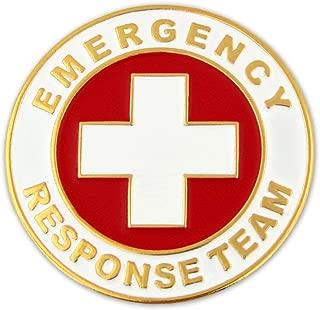 PinMart Emergency Response Team EMT Lapel Pin