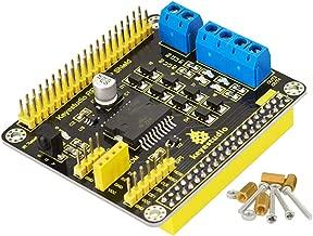 Keyestudio RPI L298P Dual DC Motor Driver Shield for Arduino Raspberry Pi
