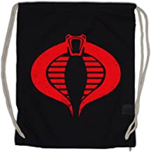 Urban Backwoods Cobra Logo Sporttas Gym Zak Sportzak Rugzak