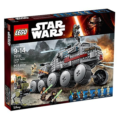 Lego – Star Wars – 75151 – Clone Turbo Tank