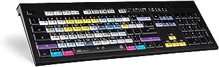 Logickeyboard ASTRA Backlit Series - Cinema 4D R19 - Mac US Keyboard LKBU-C4DB-AMBH-US