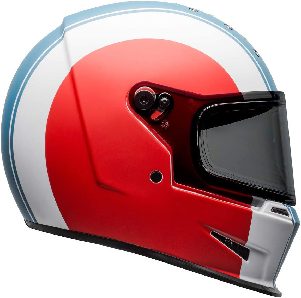 Ranking TOP7 Bell Eliminator Adult Street 2021 new Motorcycle White - Helmet Slayer Re