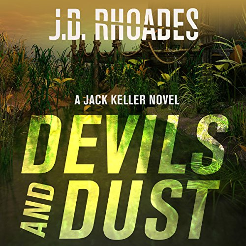 Devils and Dust audiobook cover art