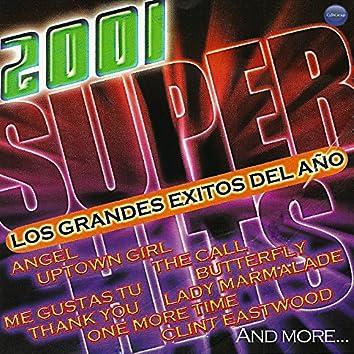2001 Super Hits: Los Grandes Exitos Del Año