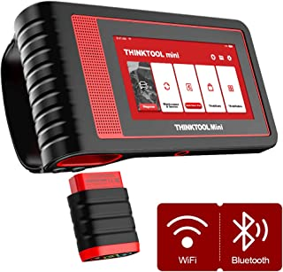$419 » Sponsored Ad - thinkcar ThinkTool Mini All System Diagnosis with 5.99' Touch Screen 2G/32G Car Code Reader OBD2 Scanner wi...
