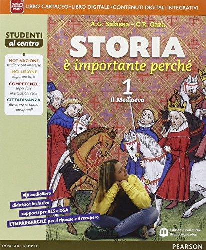 Storia è importante perché. Per la Scuola media. Con e-book. Con espansione online (Vol. 1)