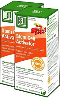 Bell Stem Cell 60 Capsules 2 Pack