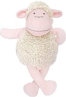 pink lamb toy
