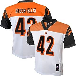 Outerstuff BenJarvus Green-Ellis NFL Cincinnati Bengals Mid Tier Replica Jersey Youth S-XL