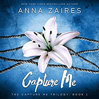 Capture Me audiobook cover art