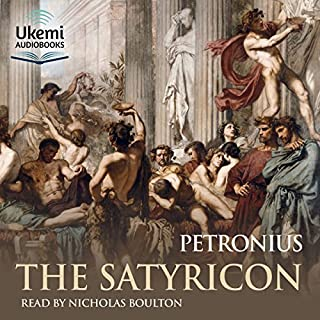 The Satyricon cover art