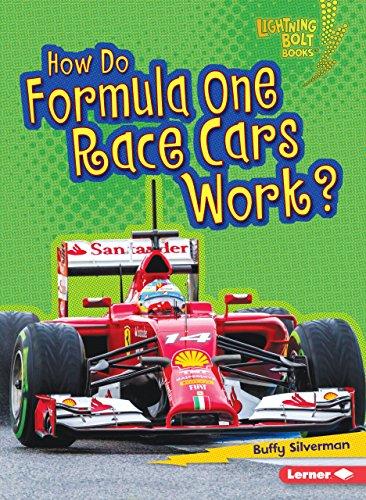 How Do Formula One Race Cars Work? (Lightning Bolt Books ® ― How Vehicles Work)