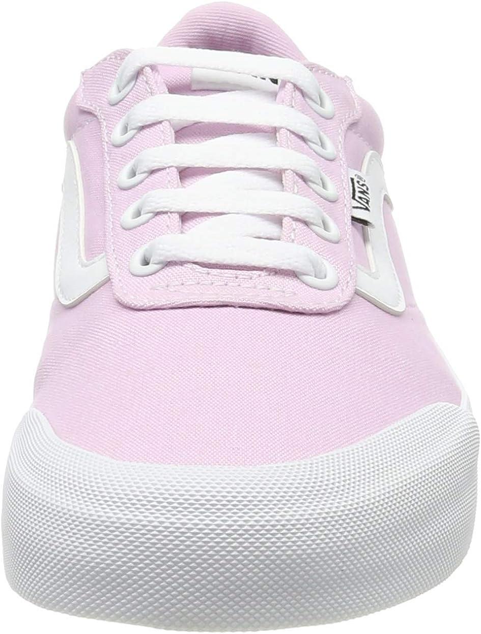 Vans Palomar, Zapatillas para Mujer Rosa Canvas Lilac Snow True White Xoh