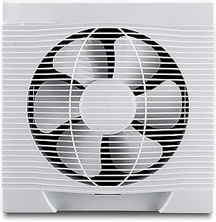 Ventilación Extractor Ventiladores de extracción del hogar Ventiladores extractores de bajo ruido Ventilador de ventilación silencioso 10 pulgadas Alto flujo de aire Pared Tipo de ventana Cocina Baño