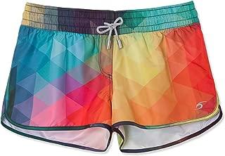 Women's Prisma Board Short - Quick Dry Fabric Women Swim Shorts for Beach or Swim
