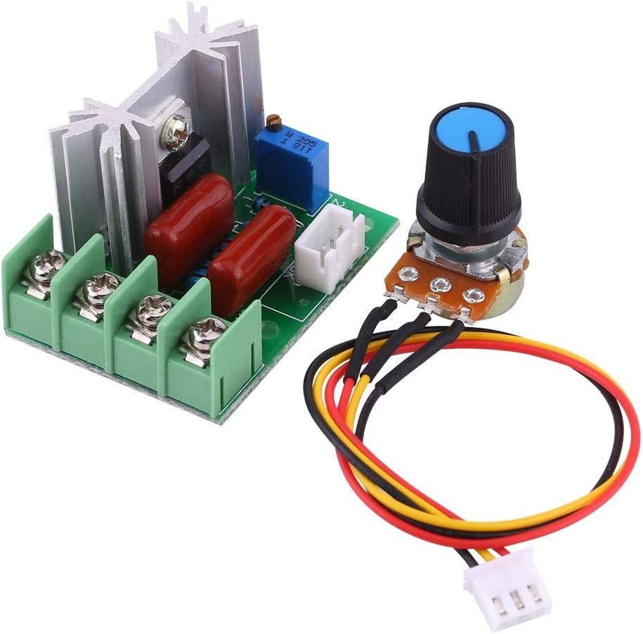Voltage Regulator AC 50-220V 2000W Cont New Limited price sale item Motor Electric SCR Speed