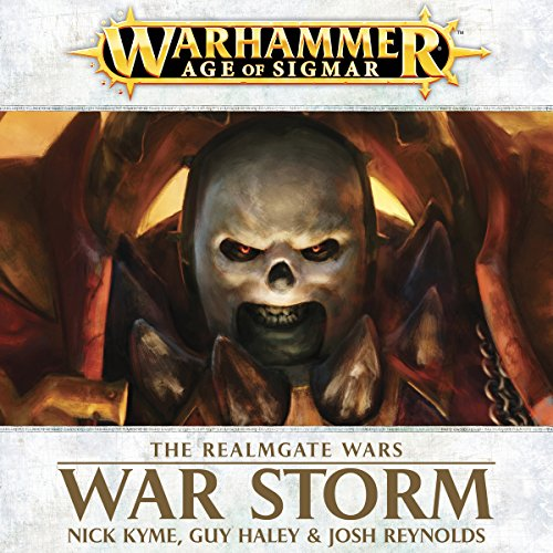 War Storm: Age of Sigmar cover art