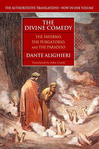 The Divine Comedy (The Inferno, The Purgatorio, and The Paradiso)
