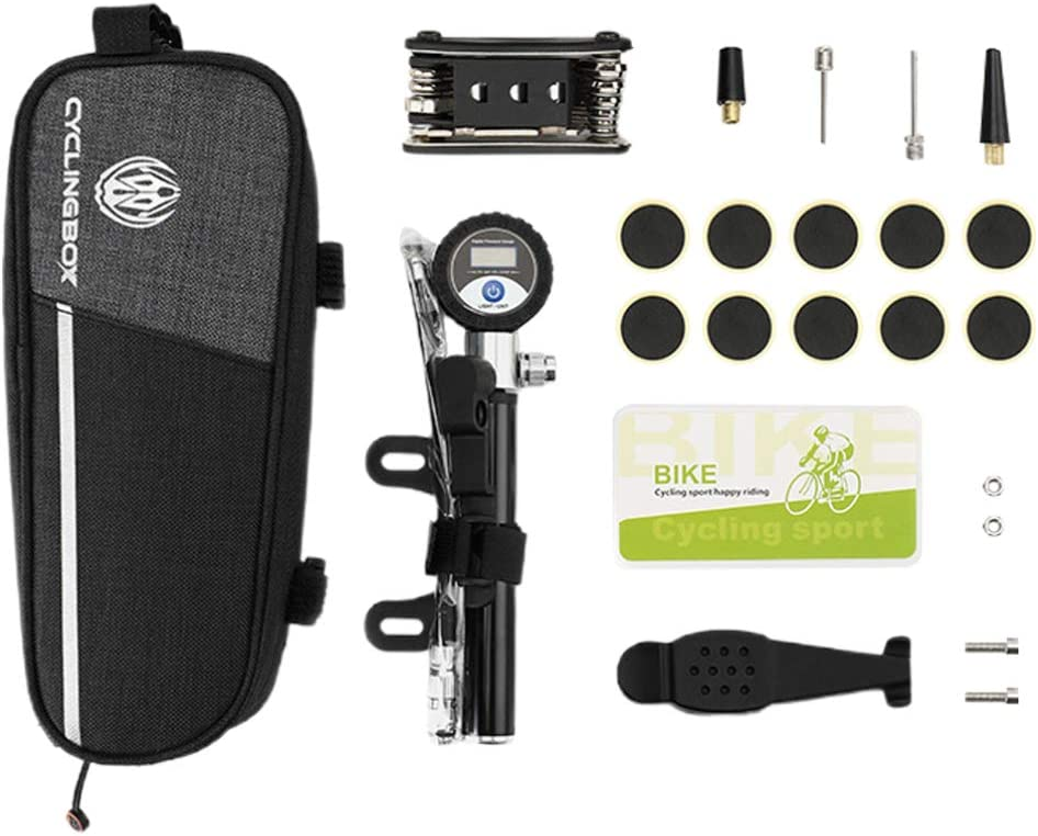 BESPORTBLE Bicycle Repair Kit Bike Year-end annual account 16 trend rank Contain Tire in