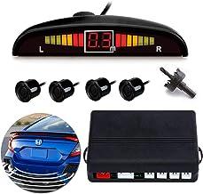 Sponsored Ad - VaygWay Wireless Car Parking Sensor – 1 Parking Sensors with LED Display – Car Reverse Backup Radar System