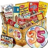 Geschenkbox Kekse / DDR Box / 35. Geburtstag / Geschenke 35 Geburtstag Männer