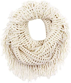 Kids Knitted Scarf Fashion Solid Color Toddler Soft Warm Scarves Neck Warmer Winter for Girls Womens