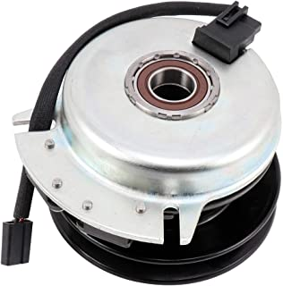OCPTY Electric Power Take Off Clutch Electric PTO Clutch 717-04376 Quality Upgraded Aftermarket Fit for Bolens, Cub Cadet, Huskee, MTD, Sears Craftsman, Troy Bilt, White Outdoor