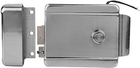 Precisie deurslot Universele Security Electric Lock Elektrische bedieningsdeurslot voor deurtoegangscontrolesysteem Kit Le...
