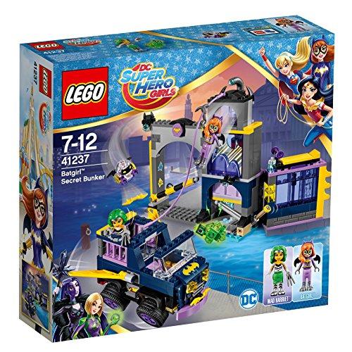 LEGO- DC Bunker Segreto di Batgirl Super Hero Girls Costruzioni Piccole Gioco, Multicolore, 41237
