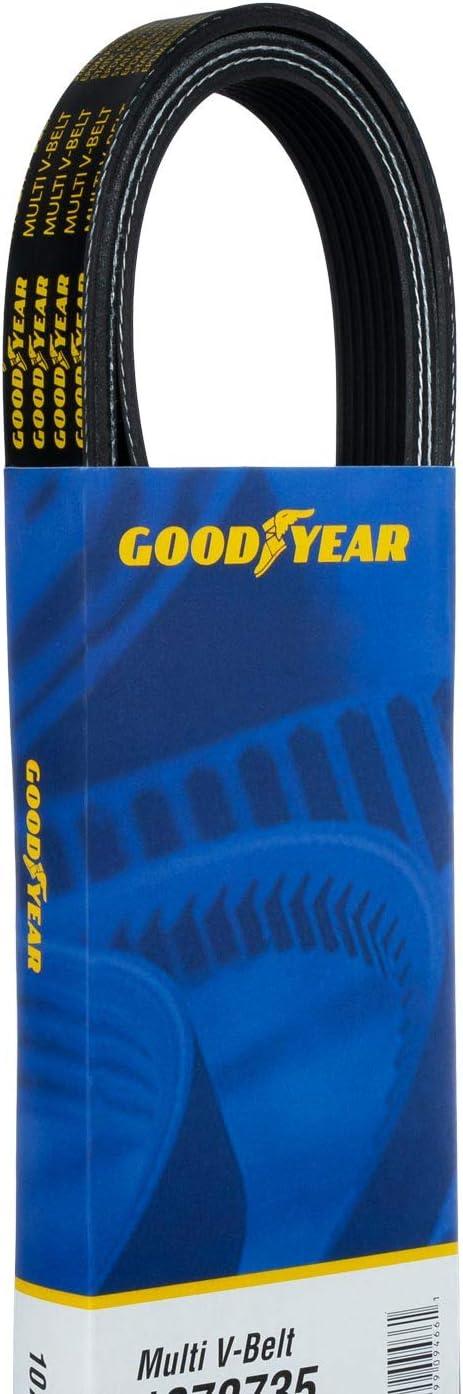 Goodyear Belts 1070723 Serpentine Price reduction 7-Rib Brand new Belt Length 72.3